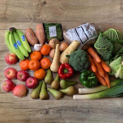 Set Boxes_£20 Fruit and Veg Box