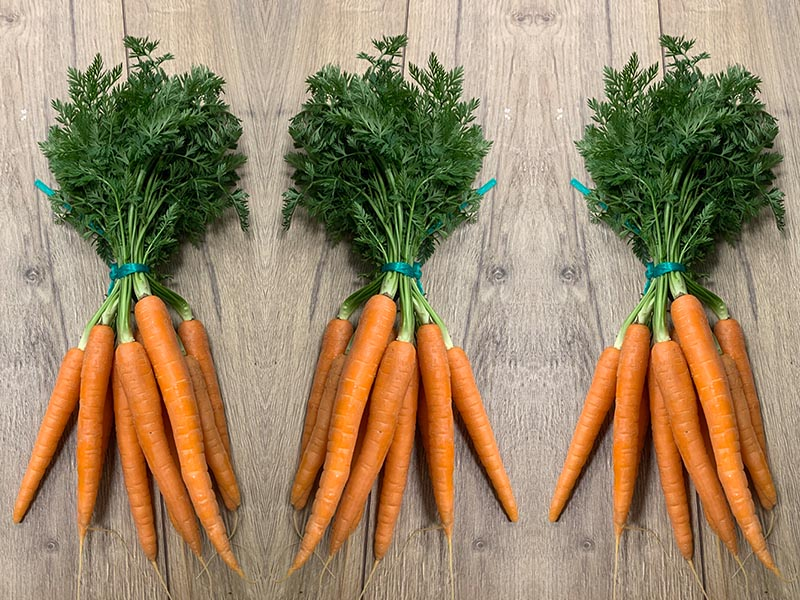 Top Fruits Product_Carrots bunch