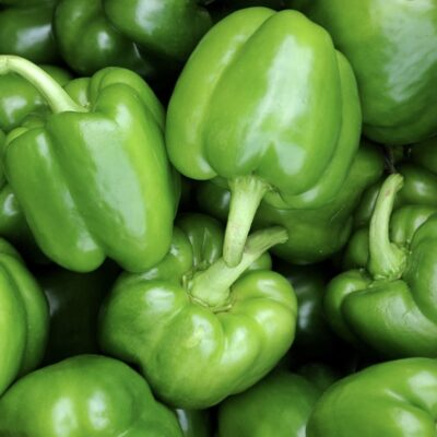 Top Fruits - Peppers Green
